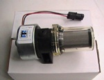 Thermoking electric fuel pump